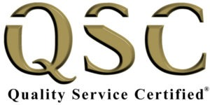 Quality Service Certified logo